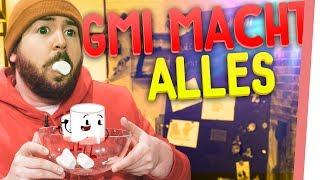 Mit 15 MARSHMALLOWS im Mund sprechen? | GMI macht alles