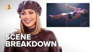 Jennifer Lopez Breaks Down Her Pole Dancing Lesson from 'Hustlers'   Fandango All Access