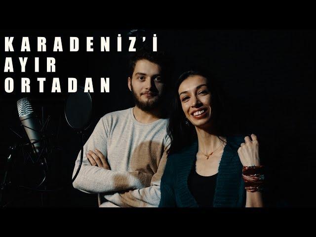 Ülkü Temur - Karadeniz'i Ayır Ortadan ft. Derviş Gökmen