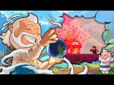 JUGANDO A SER DIOS... | The Sandbox Evolution