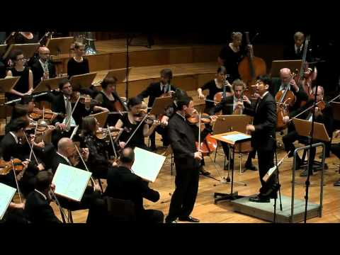 Symfonieorkest Vlaanderen - Vioolconcerto in re klein (Benjamin Britten), M. Trusler (viool)