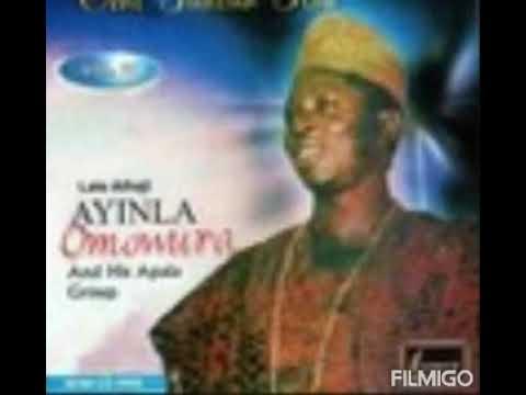 Download Ayinla Omowura [Eni Robi Simi]