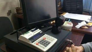 Кассовый аппарат Порт MP55B-Ф KZ превращаем в фискальный регистратор