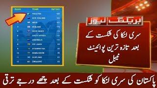 ICC Test Championship 2019 Latest Point Table After Pak Vs Sri Test Series 2019 _ Talib Sports