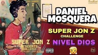 👿SÚPER JON Z (RESIDENTE CHALLENGE) 👼 NIVEL DIOSSSS!!! 👼 Daniyell
