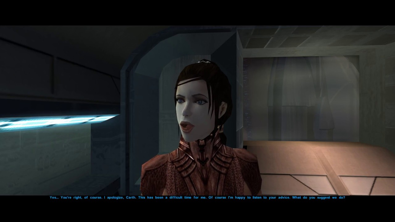 Kotor Kashyyyk Star Map Glitch.Star Wars Knights Of The Old Republic Part 3 Modded 1080p At