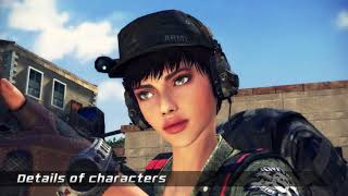 [Alliance of Valiant Arms] New Character - Alicia PV