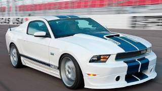 First Look: 2011 Ford Shelby GT350