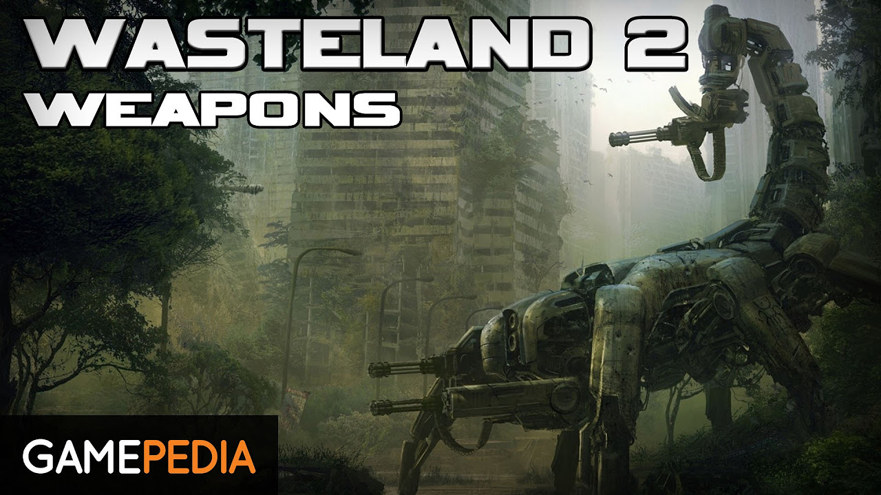 Wasteland 2 weapons - Official Wasteland 3 Wiki