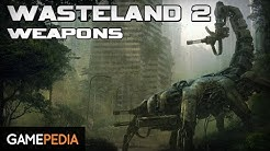 Wasteland 2: Weapons - Everything you need to know