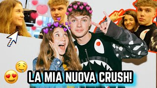VLOG CON LA MIA NUOVA CRUSH: HRVY *incredibile* ♕