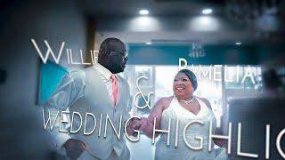 North Jacksonville, FL Wedding Highlight | Willie + Pamelia