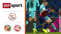 FC Basel - FC Thun | Highlights - Super League 2019/20 - Runde 11