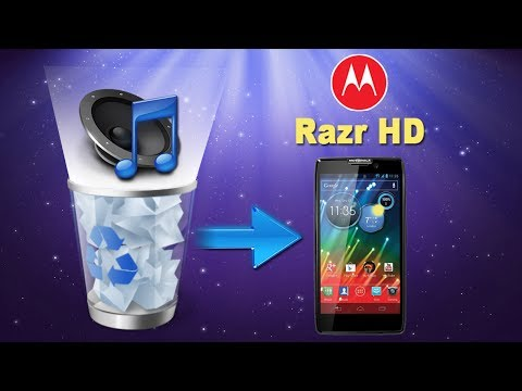 [Motorola Razr HD Recovery]: How To Retrieve Lost Music Files From MOTOROLA Razr HD?