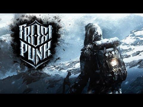 FROSTBITE? NO BIGGIE | Frostpunk Let's Play Gameplay #2