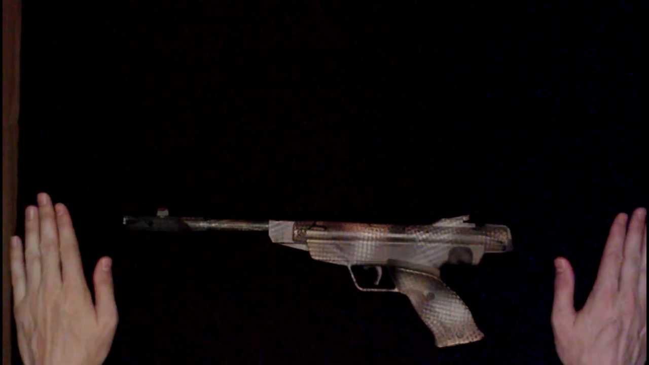 Diana model 52 vs diana airking review airguns reviews gunmart - Rws 5g Airgun Pistol