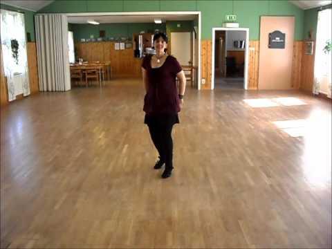 1 - 2- 3 - 4 - Linedance