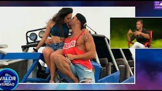 Fabio Agostini: Ganó 50 mil soles al responder si le fue infiel a Mayra Goñi - El valor de la verdad
