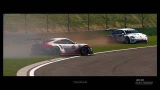 Gran Turismo™SPORT Beta Crash