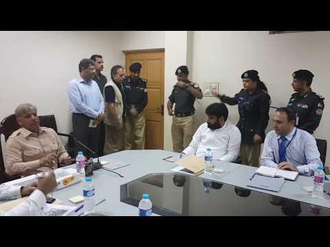 Shehbaz Sharif Visits Multan Institutes of Kidney Diseases