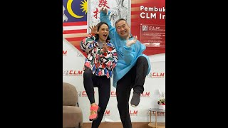 Chris Leong CLM Tit Tar for AndienPenyanyi popular Indonesia Family member MostAmazingTop10 Malaysia