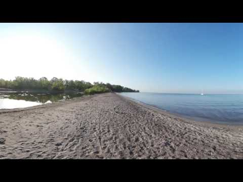 WATCH In 360 - CP24 Tours Toronto Island. July 18 2017