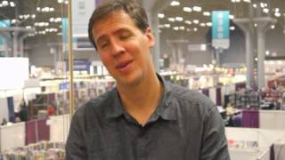 Jeff Kinney on Diary of a Wimpy Kid: The Third Wheel