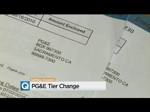 PG&E Rate Tier Changes Could Have Consumers Paying Even More For Electricity