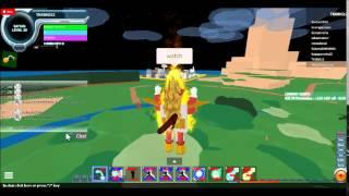 roblox dragon ball FA epic combo