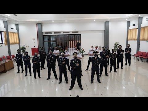 Wisuda ND BAS Poltekbang Surabaya