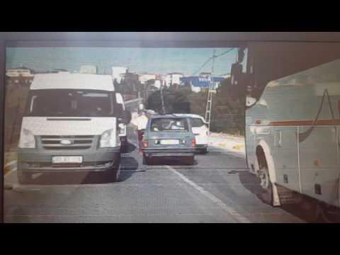 Istanbul trafik magandasi