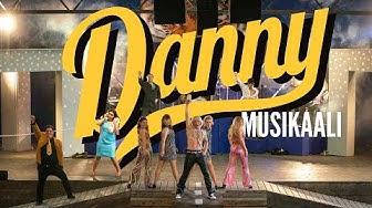 Danny-musikaali teaser