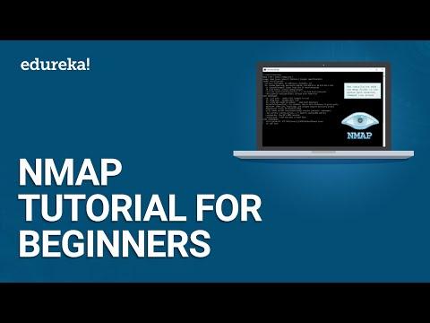 Nmap Tutorial For Beginners | How To Scan Your Network Using Nmap | Ethical Hacking Tool | Edureka