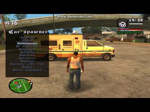 Grand Theft Auto San Andreas Mod