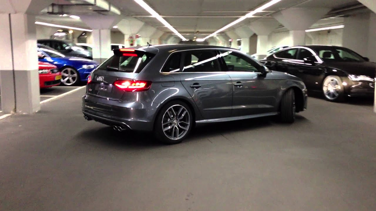 Audi S3 Sportback 8v 2013 My2014 Video 2 Youtube