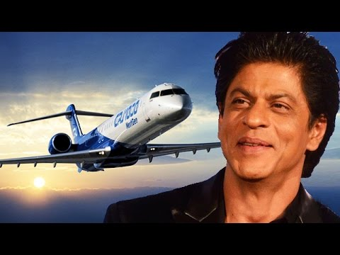 Shahrukh Khan Needs Money To Buy PRIVATE PLANE