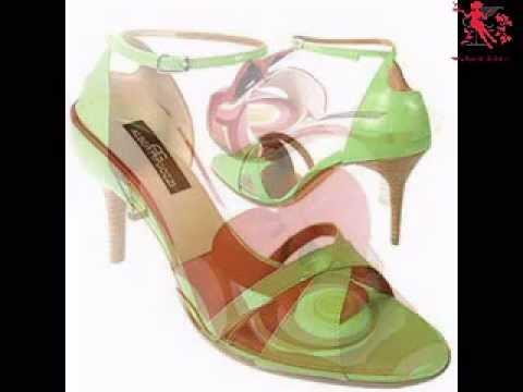 95e27d00529c8 احذية بنات - ماركات عالمية أحدث موضة أحذية بناتي - YouTube