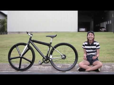 Bangkok Fixed Gear  (extreme sport) thai