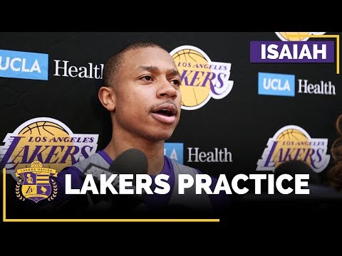 "Isaiah Thomas Text To Lonzo Ball, ""There Is No Days Off"""