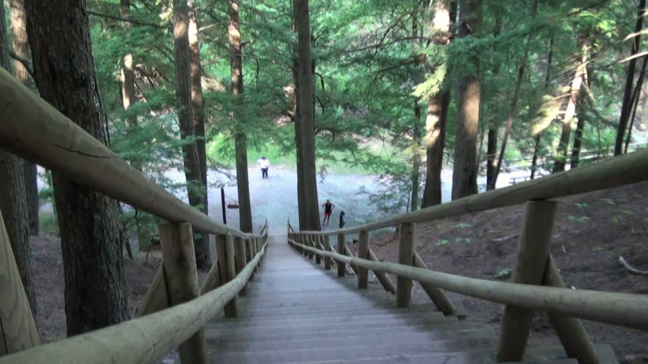 Truro Nova Scotia >> Jacobs Ladder Victoria Park Truro Nova Scotia Youtube