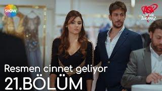"""Aşk Laftan Anlamaz 21.Bölüm  """"Resmen cinnet geliyor"""""""