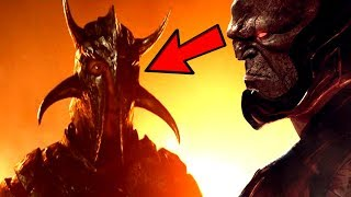 Justice League Darkseid Vs Ares DELETED Scene REVEALED  WTF