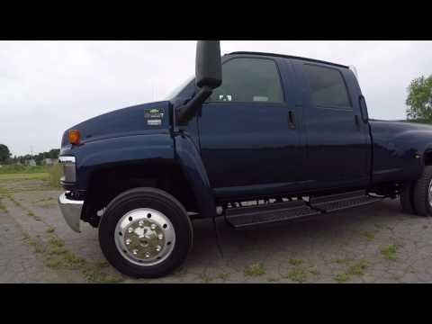 2007 Chevy Kodiak 4500