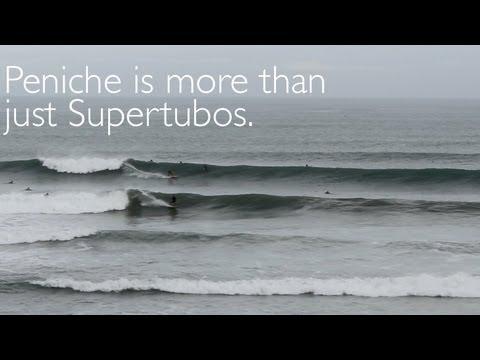 Surfing Peniche | More than just Supertubos | Lagido, Baleal