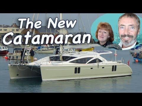 The New Catamaran - Bluewater 50 Transatlantic - YouTube