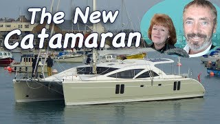 The New Catamaran - Bluewater 50 Transatlantic