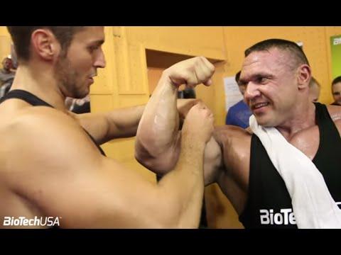 Kiss the Bodybuilder part 3 /Hatvan/