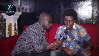 Samini's Signing Announcement Didn't Help Me At All - Singer Deon Boakye Cries