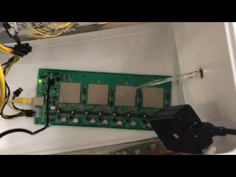 ALUMS1 FPGA 60MH/s On Ravencoin X16R At 70 WATTS?!