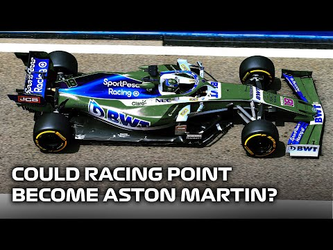 Could Racing Point Become Aston Martin F1 Team Youtube